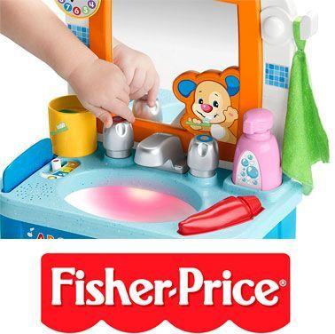 Oferta Fisher-Price Buenos días con perrito barato