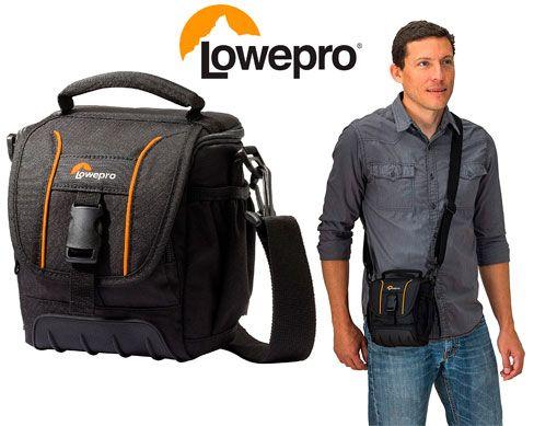 Oferta bolsa para cámara réflex Lowepro Adventura SH 120 II barata amazon
