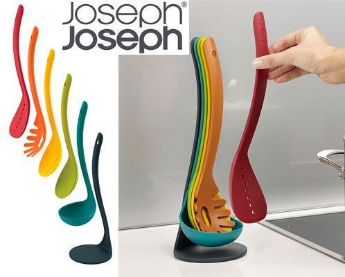 Oferta juego de utensilios de cocina Joseph Joseph Nest Plus baratos amazon