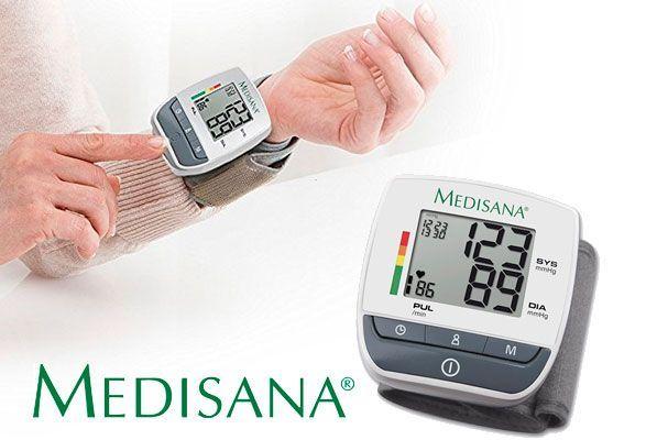 Oferta tensiómetro de muñeca Medisana BW310 barato amazon