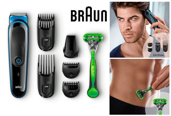 Oferta Braun Barbero MGK3040 barato amazon