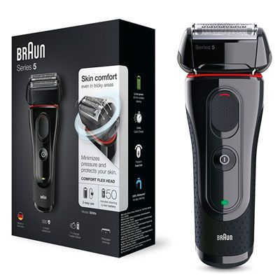 Oferta afeitadora Braun Series 5 5030s barata amazon