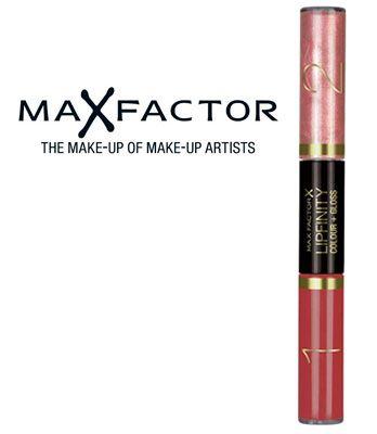 Oferta Max Factor Brillo de labios Lipfinity Colour & Gloss barato amazon
