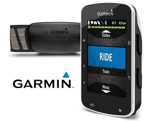 Oferta ciclocomputador Garmin Edge 520 Pack barato amazon