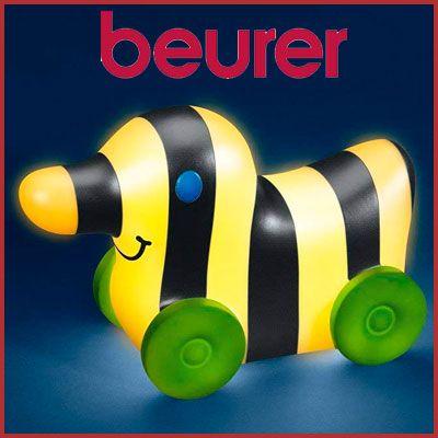 Oferta luz infantil de noche Beurer JBY-32