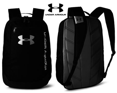 Oferta mochila Under Armour Hustle Backpack