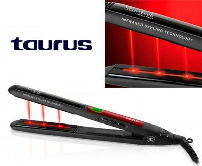 Oferta plancha de pelo Taurus Slimlook Infrared barata amazon