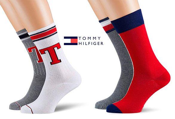 Oferta calcetines Tommy Hilfiger baratos amazon 14102018