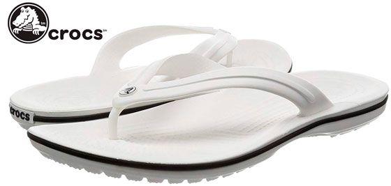 Oferta sandalias Crocs Crocband Flip unisex baratas amazon