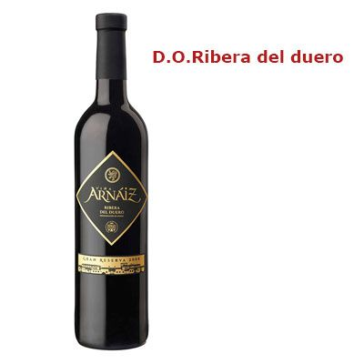 Oferta vino tinto Viña Arnaiz Gran Reserva D.O Ribera del Duero barato amazon