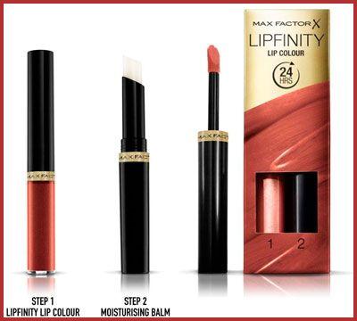 Oferta barra de labios Max Factor Lipfinity Lip Colour barata