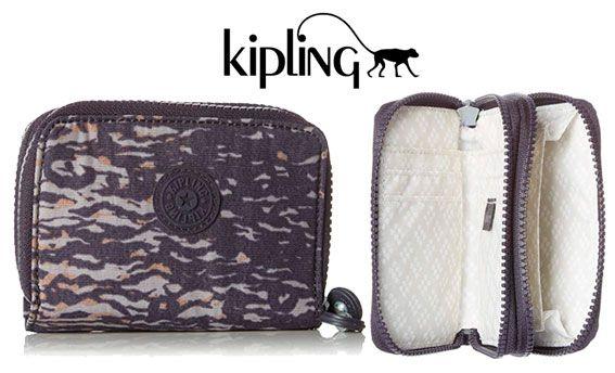 Oferta cartera Kipling Abra barata amazon
