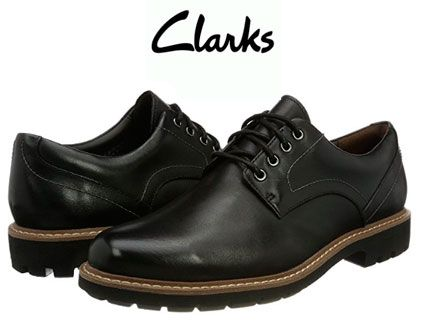 Oferta zapatos Clarks Batcombe Hall baratos amazon