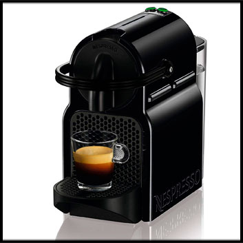 cafetera Nespresso con 20 euros de regalo en cápsulas
