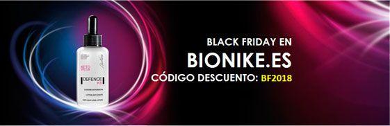 Oferta Black Friday en Bionike