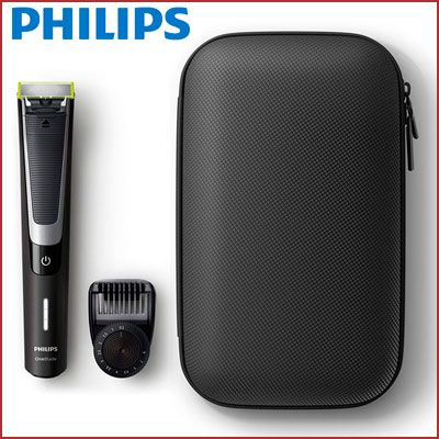 Oferta afeitadora Philips OneBlade Pro QP6510 barata