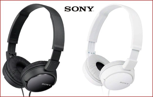 Oferta auriculares Sony MDR-ZX110 07012019