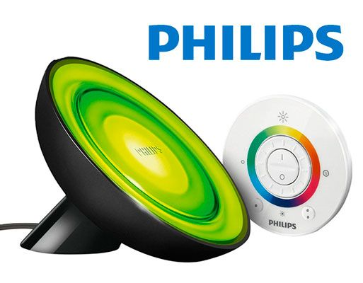 Oferta lámpara de ambiente Philips LivingColors Bloom