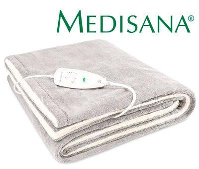 Oferta manta eléctrica Medisana HB675 barata amazon