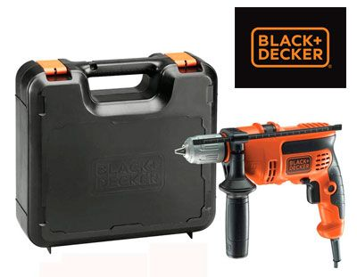 Oferta taladro percutor Black+Decker 710W barato amazon