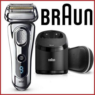 Oferta afeitadora Braun Series 9 9296 cc barata amazon