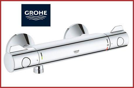 Oferta grifo termostático Grohe Grohtherm 800 barato