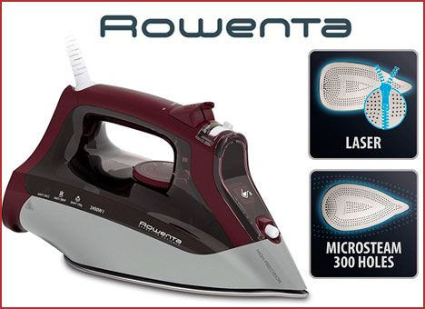 Oferta plancha Rowenta Effective Antical DW4205