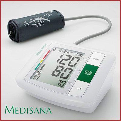 Oferta tensiómetro de brazo Medisana BU 510 barato