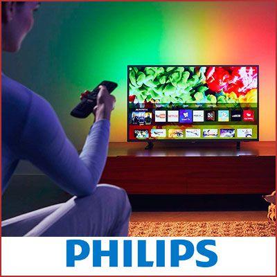 Oferta Smart TV Philips 55PUS6703