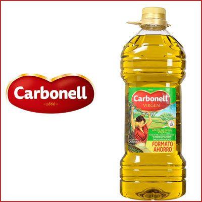 aceite de oliva Carbonell Virgen