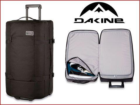 Oferta bolsa de viaje con ruedas Dakine Split Roller EQ barata
