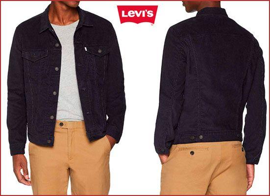 Oferta chaqueta Levi's The Trucker pana barata