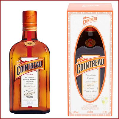 Oferta licor Cointreau