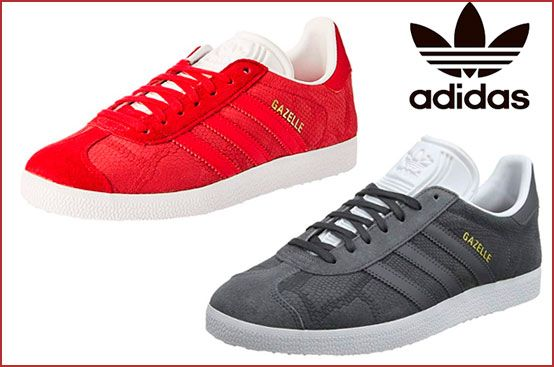 1050693267b Oferta zapatillas Adidas Gazelle W por 39