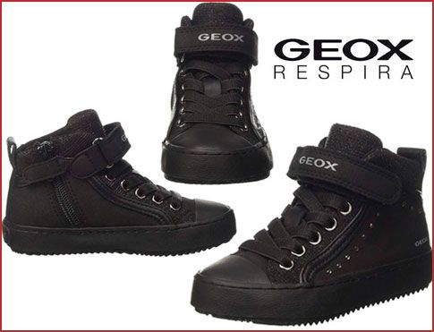 Oferta zapatillas Geox J Kalispera Girl I baratas amazon
