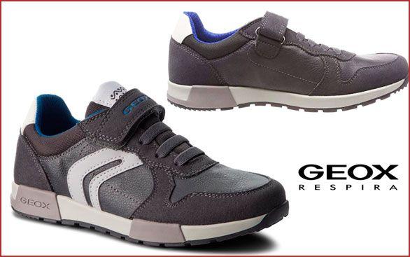 comprar online 949dc a45b7 Oferta zapatillas Geox Jr Alfier por solo 27,50 euros ...