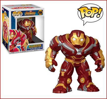 Oferta figura Funko Pop! Hulkbuster XL Marvel Avengers