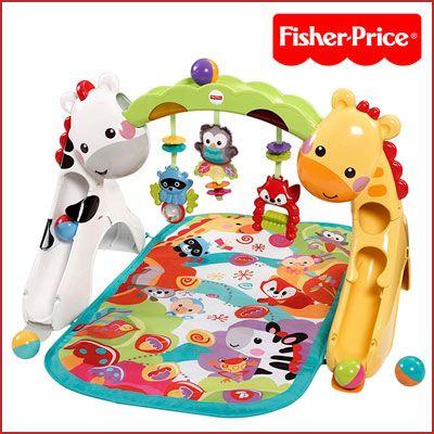 Oferta Fisher-Price Gimnasio crece conmigo barato