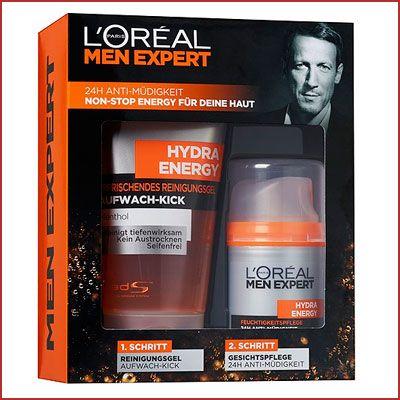 Oferta L'Oreal Men Expert Hydra Energetic Set 24H