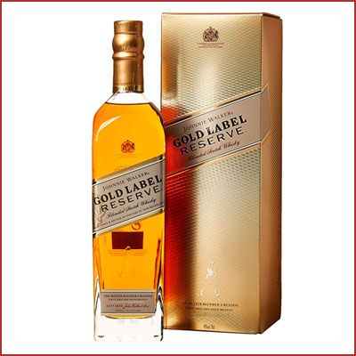 Oferta Whisky escocés Johnnie Walker Gold Label Reserva barato