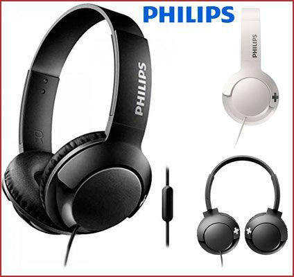 Oferta auriculares Philips Bass+ baratos