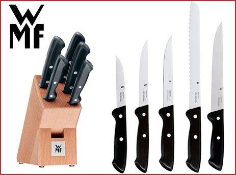 Oferta bloque de cuchillos WMF Classic Line