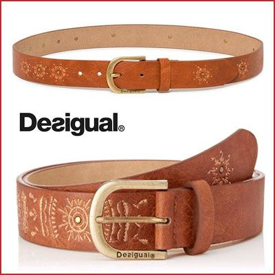 Oferta cinturón Desigual Mandala