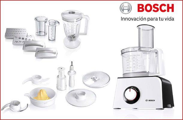 Oferta procesador de alimentos Bosch MCM4100 barato