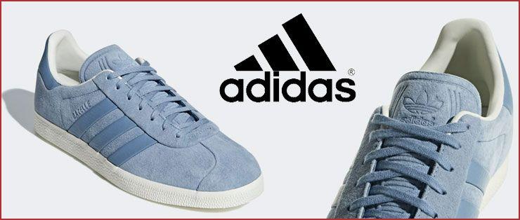 Oferta zapatillas Adidas Gazelle Stitch and Turn