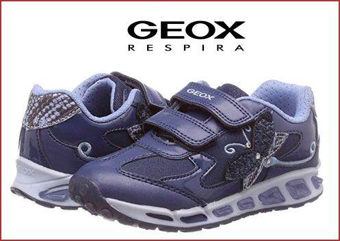Oferta zapatillas Geox J Shuttle Gril A baratas, chollos zapatillas de marca baratas