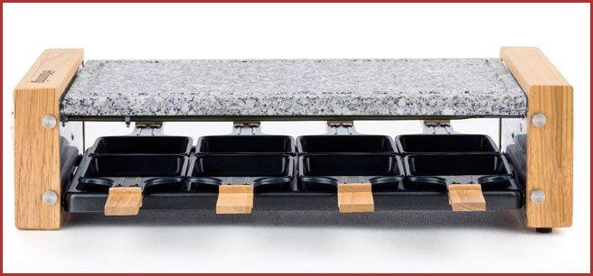 raclette de piedra HKoening WOD8