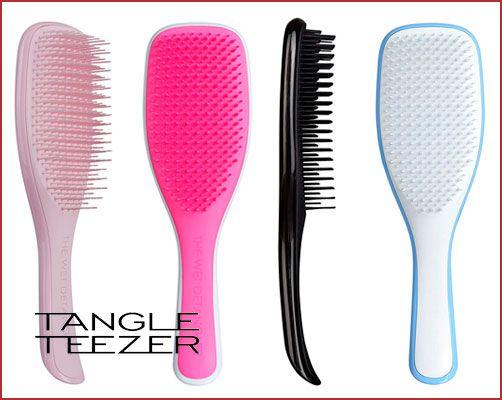 Oferta cepillo Tangle Teezer The Wet Detangler barato