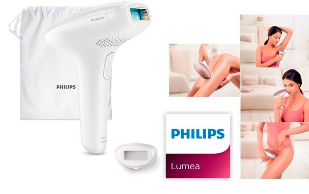 Oferta depiladora luz pulsada IPL Philips Lumea Advanced SC1999