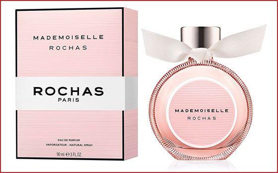 Oferta perfume Mademoiselle Rochas barato